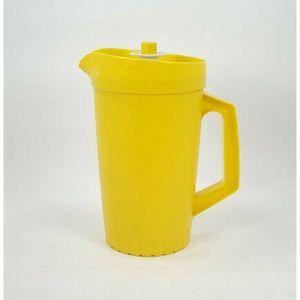 Vintage Tupperware 1 QT. Pitcher 874-11 W/ Lid